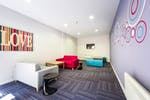 Neuadd Kyffin Student Accommodation Bangor Social Space