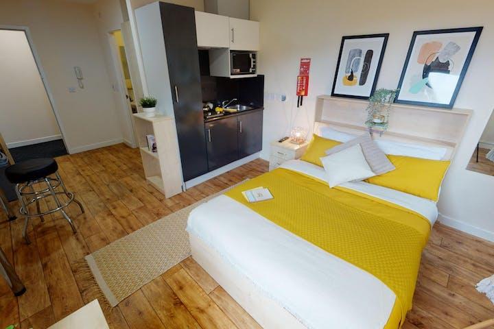 iQ-Student-Accommodation-Bangor-Ty-Willis-Bedrooms-Gold_Studio(5)