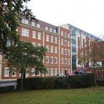 Outside King Square Studios Student Accommodation Bristol