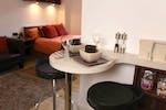 King Square Studios Student Accommodation Bristol breakfast bar