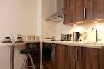 King Square Studios Student Accommodation Bristol kitchen