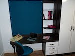 Collegelands Student Accommodation Glasgow Desk