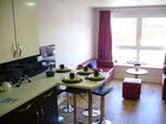 Collegelands Student Accommodation Glasgow Kitchen