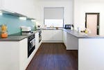 Glasgow Student Accommodation Clifton House communal kitchen 4