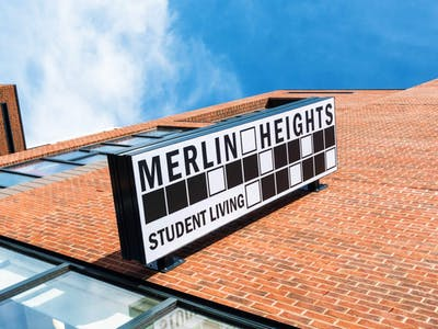 Merlin Heights, Leicester