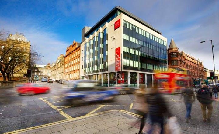 Vita Student Liverpool - full view
