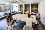 St Pancras study room