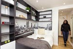 St Pancras en-suite room
