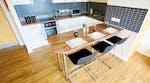 heald-court-kitchen2  5 bed communal kitchen