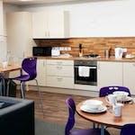 Amazing shared kitchens