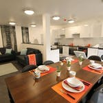 Communal Kitchen and Lounge Area