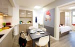 Vita Student Sheffield - Three bedroom communal space