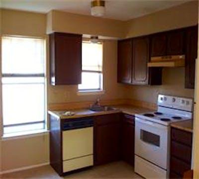 Benge Oaks Apartments