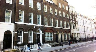 Bloomsbury Janet Poole House