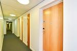 Axo Islington Corridor_cluster flats