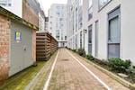 Axo Islington Courtyard