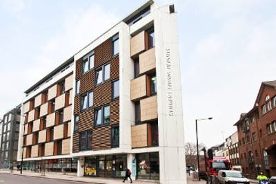 Student Living Heights, London