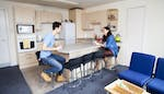 The-Old-Fire-Station-Aberdeen-Shared-Kitchen-Dining-Area-Unilodgers-1495889026