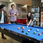 URBANEST_SouthBank_Pool table