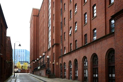 Manchester Student Village (MSV), Manchester