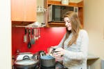 Studio and Deluxe kitchen 2