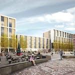 Vita Student Edinburgh - External