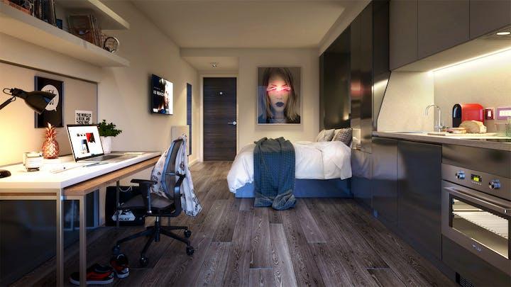 dvita-student-edinburgh-bedroom
