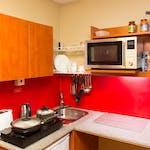165 Corp Street - All en-suite studioes kitchen utensils