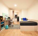 Birmingham-Bagot-Street-Studio-room-