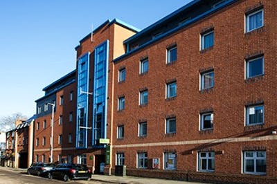 St Martins House, Leicester