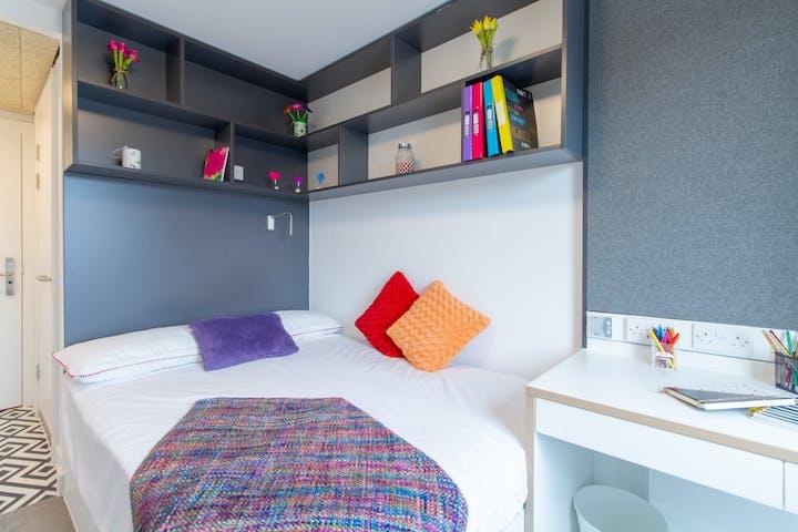 Paradise Student Village Silver En-suite 1