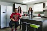 Flat kitchen 2