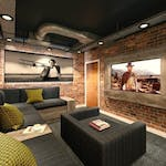 Crown_Place_Cardiff_Cinema_Room_Unilodgers