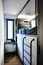 6 Bed Apartment_Upper Bunk