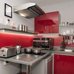 Deluxe Kitchen 1