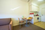 College-Square-on-Lygon-1-Bedroom-Apartment-Dining-Kitchen