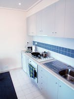 on-ABeckett-Apartment-kitchen-1-bedroom