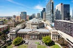 Swanston-State-Library-View-From-Roof-External-Shot