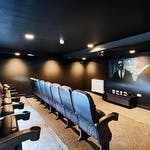 Cinema Room - Collingwood