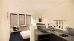 star-residence-studio-kitchen