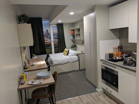 University Of Sheffield Accommodation 5000 Rooms Amberstudent Com