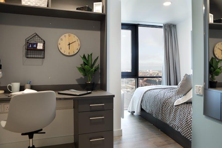 1 - aparto-beckett bedroom gold1