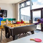 Highfield House Residents Lounge-Pool Table