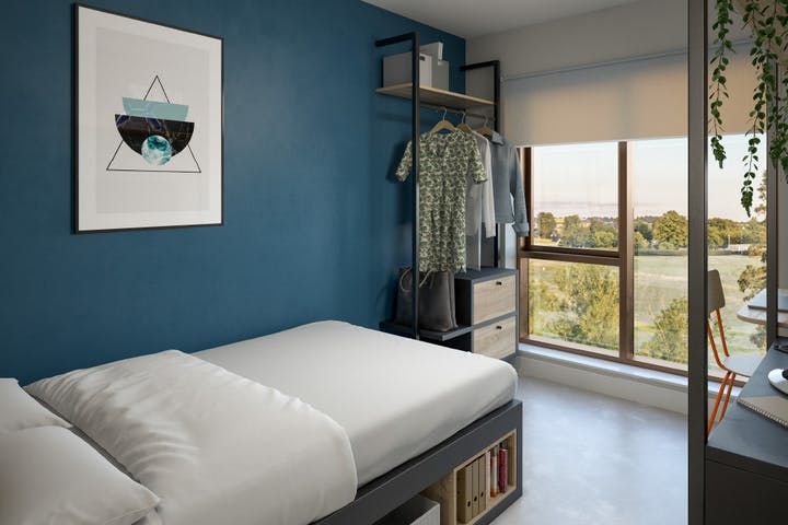 student-accommodation-guilford-guilden-park-bedroom