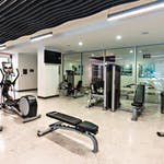 Fitness Center 5Signature 1909 - Luxury Off-Campus Apartments Near University of Texas Austin UT - 1909 Rio Grande Street