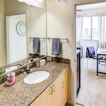 The Venue on Guadalupe-Private Bathrooms with Granite Countertops