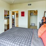 The Venue on Guadalupe-Furnished Bedrooms with Walk-In Closets