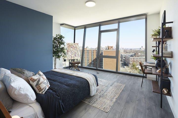 One+Hundred-+1307-+Slide-6-1BR+Bedroom-1500x1000