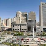 Union-Square-San-Francisco-Attractions-Stratford-Hotel