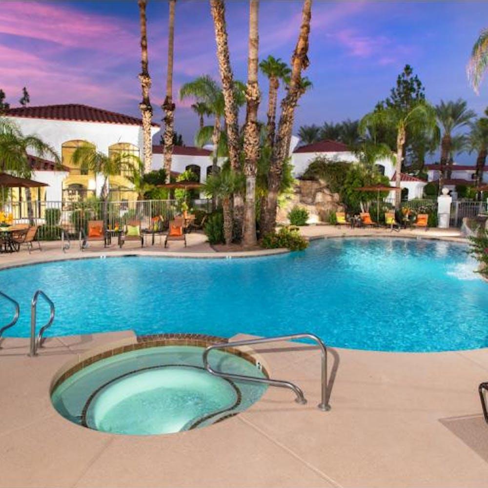 San Antigua in McCormick Ranch in Scottsdale, United States ...